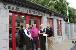 Cois Sionna_Credit Union