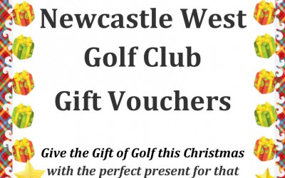Christmas Gift Vouchers Now Available