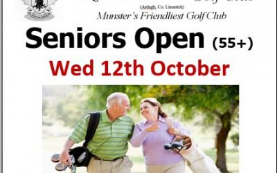 Seniors Open