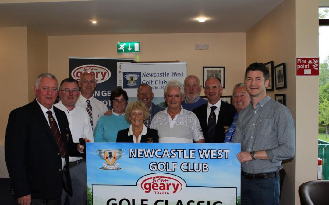 Club Fundraising Classic 2017 Newcastle West Golf Club