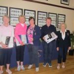 2nd prize Ann Leahy Bernie Moloney and Ann O'Connor