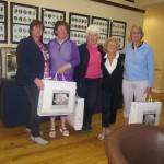 3rd Prize Eileen Kenny Ryan Marion Kennedy Hogan and Mary O'Sullivan