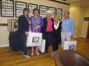 3rd Prize Eileen Kenny Ryan Marion Kennedy Hogan and Mary O'Sullivan