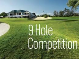 Nine Hole Five Club Competition