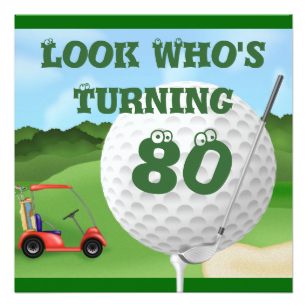 80 Birthday Celebrations