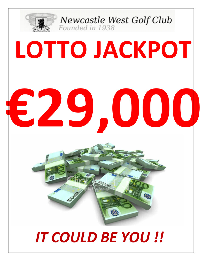 Club Lotto    click here - Newcastle West Golf Club