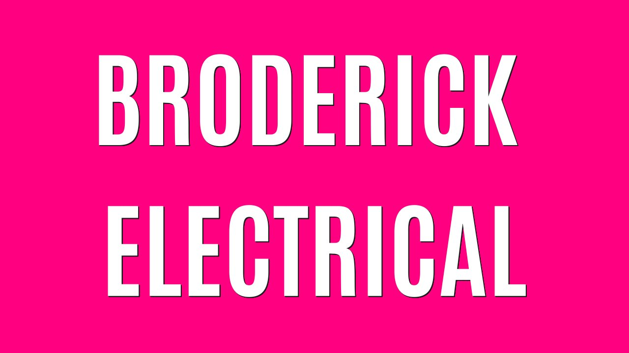Broderick Electrical