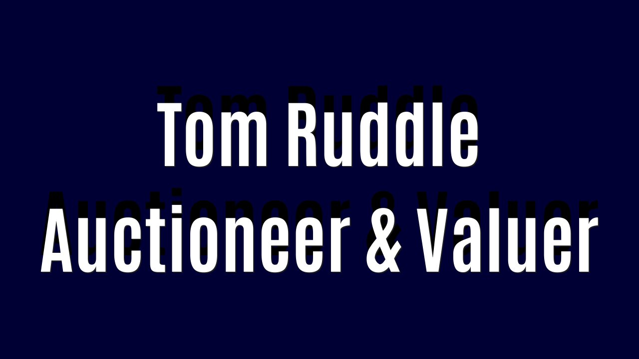 Tom Ruddle