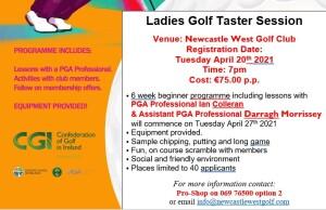 Ladies Get-Into-Golf