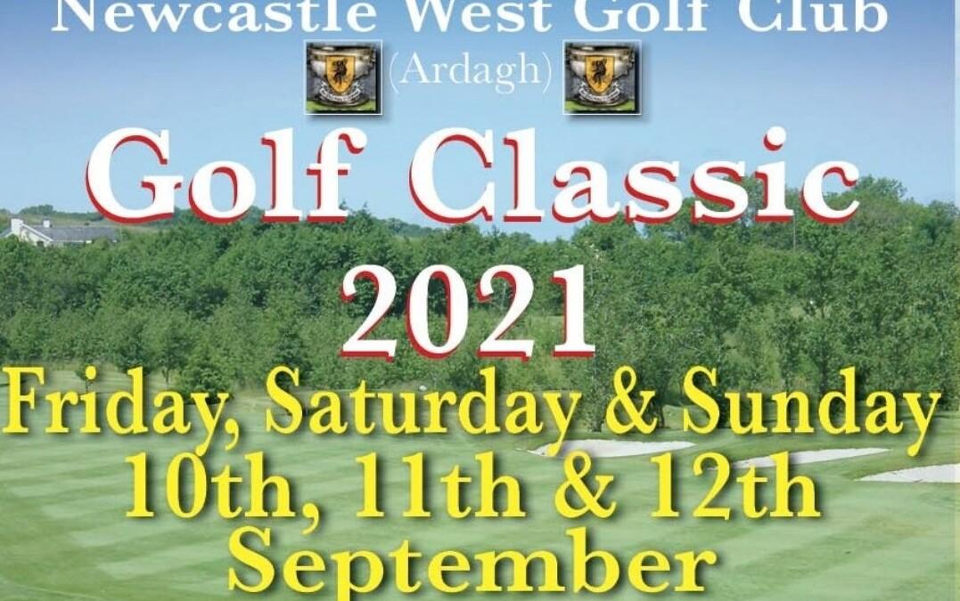 Club Classic 2021 – 10th,11th, 12th September
